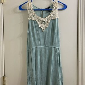 She Forever 21 Dress with Lace Detail